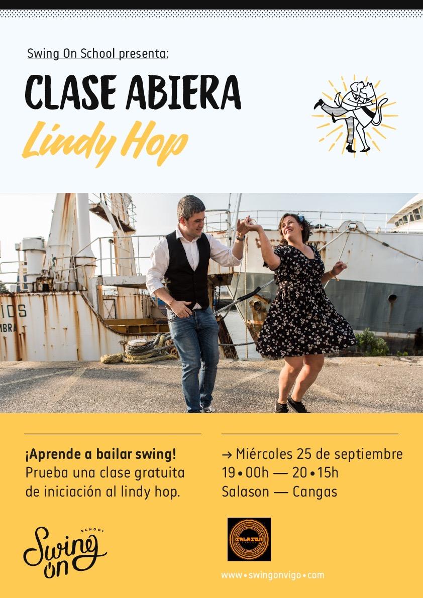 CLASES DE LINDY HOP